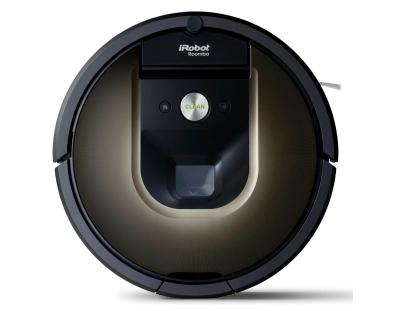 Робот-пылесос iRobot Roomba 980 в Украине: цена, функции, отзывы