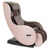 Масажне крісло Leo Cream-Chocolate|  купити на a7.com.ua