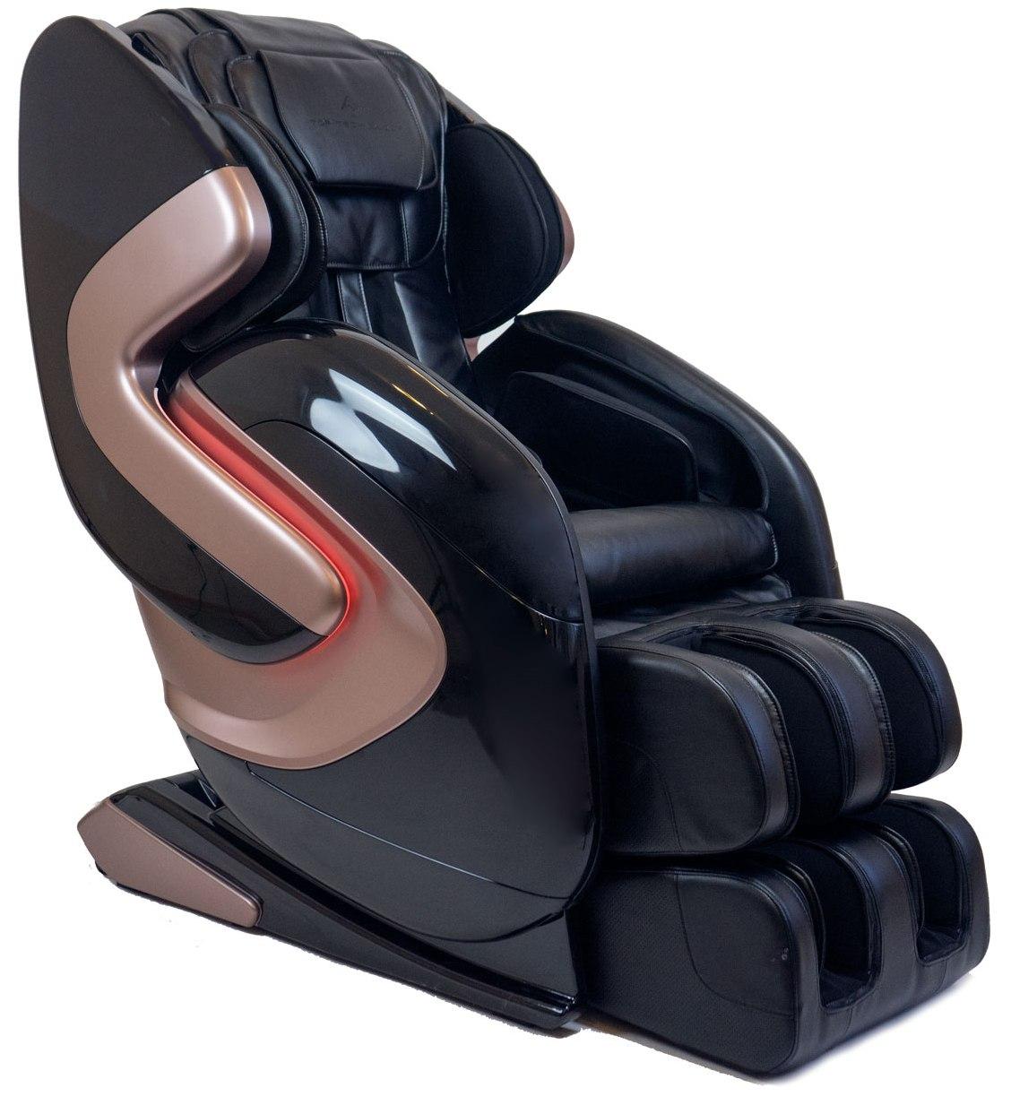 массажное кресло Asana Black
