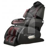 Массажное кресло iRobo 3 чёрное
