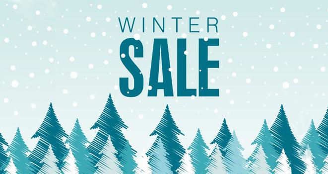 Зимняя распродажа в интернет-магазине А7