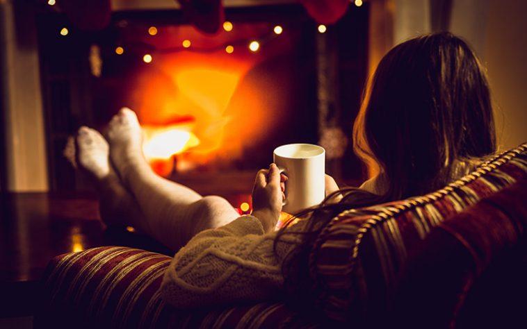 Чашечка ароматного чая - одно из лучших средств от зимней депрессии